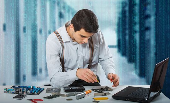 It Support Helpdesk Services Company Business Solutions