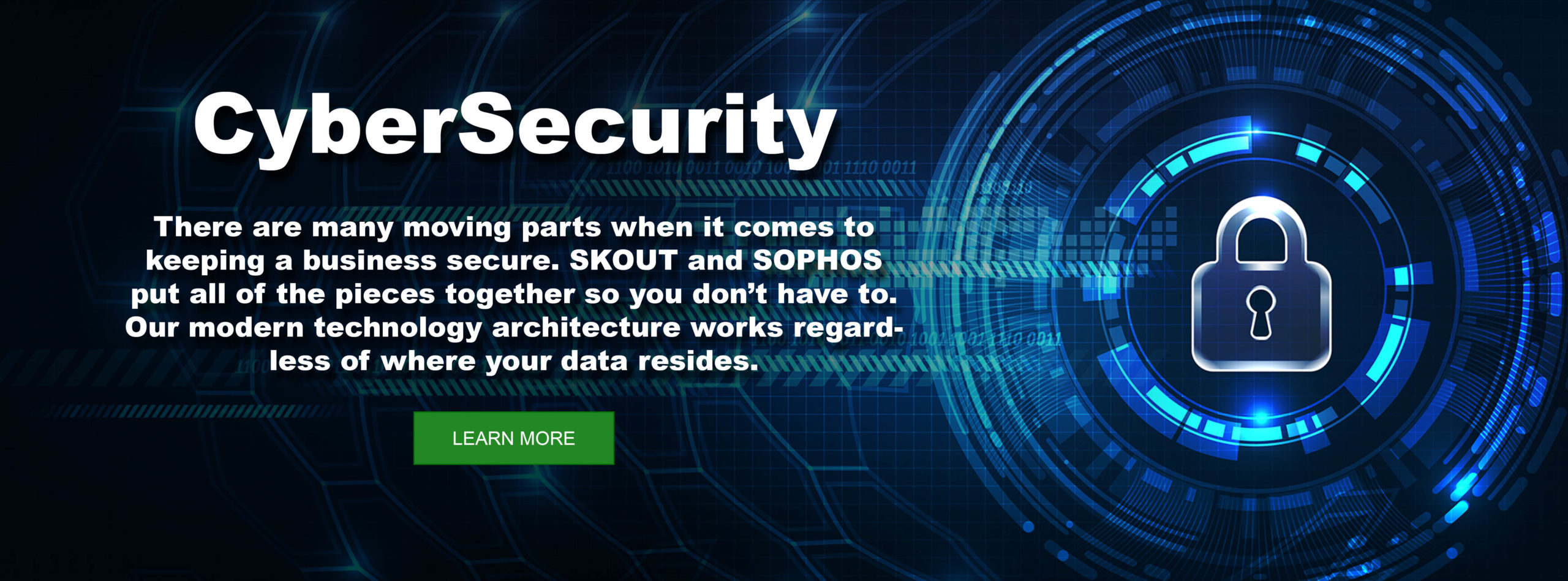 managed services cyber security banner #3