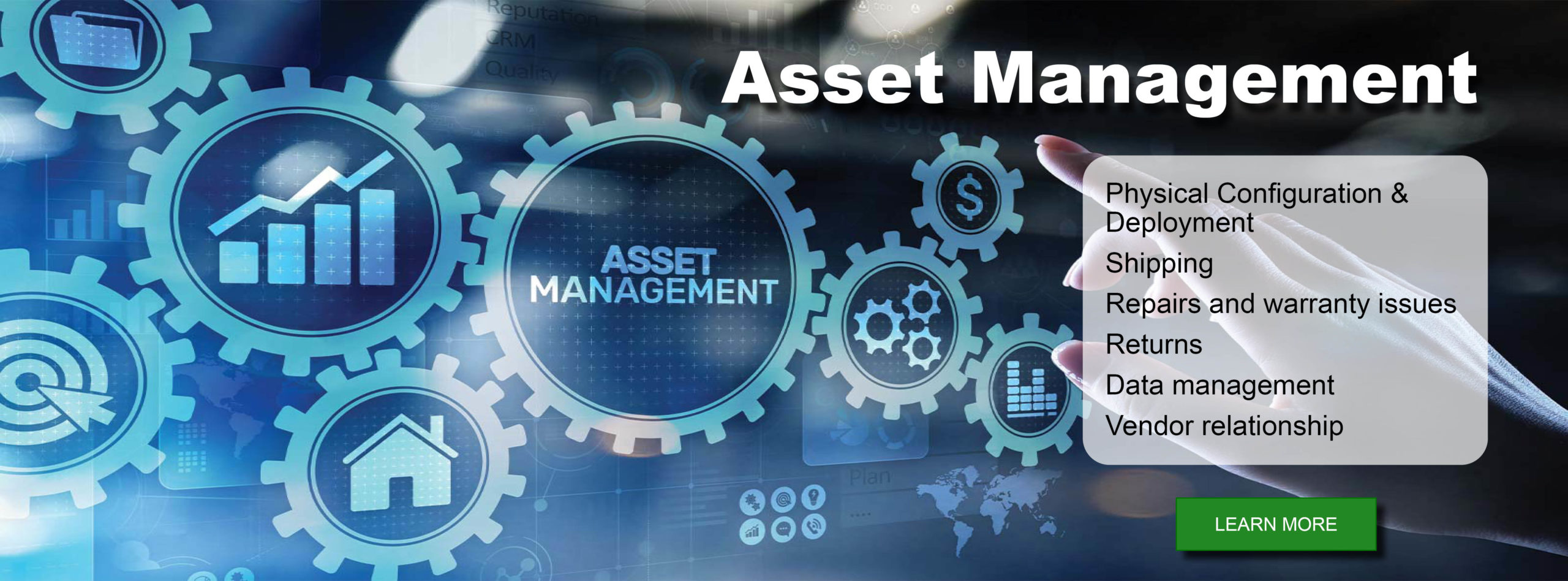 managed services asset management banner #4