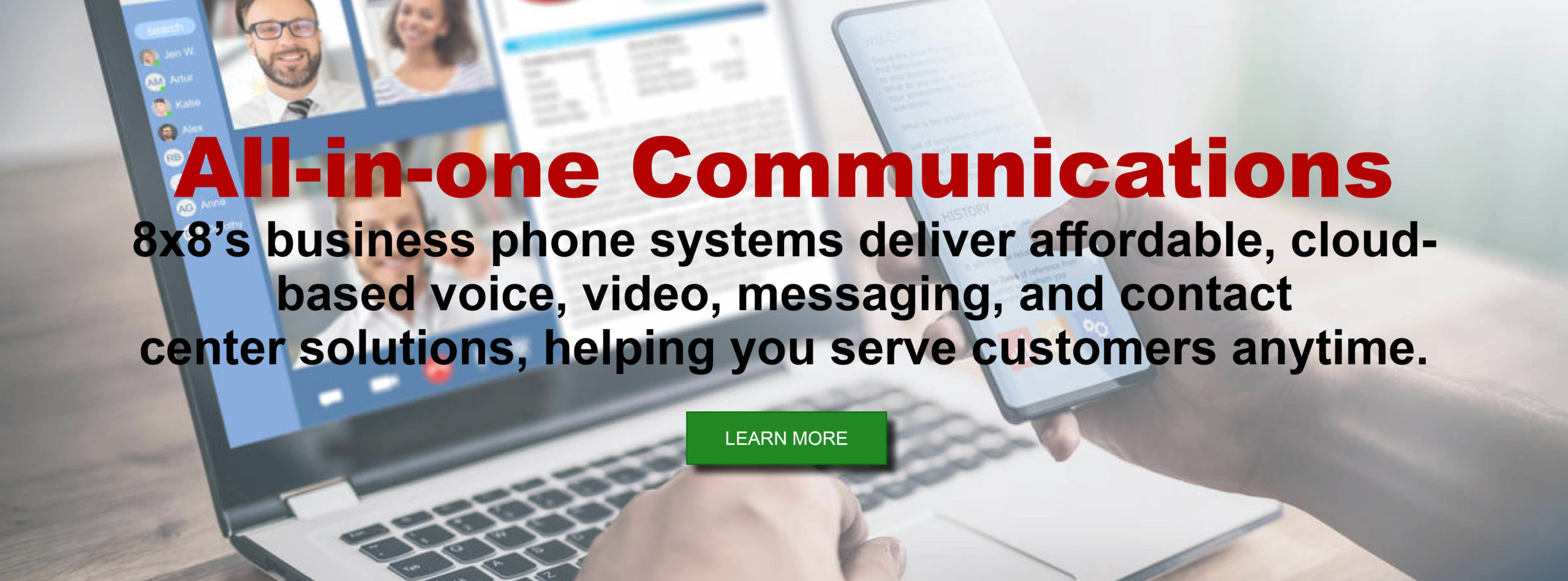 managed services phone services banner #6