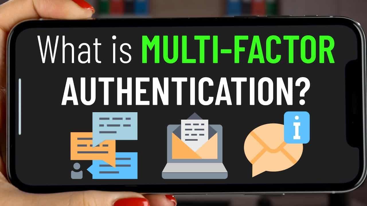 Read more about the article What is multi-factor authentication